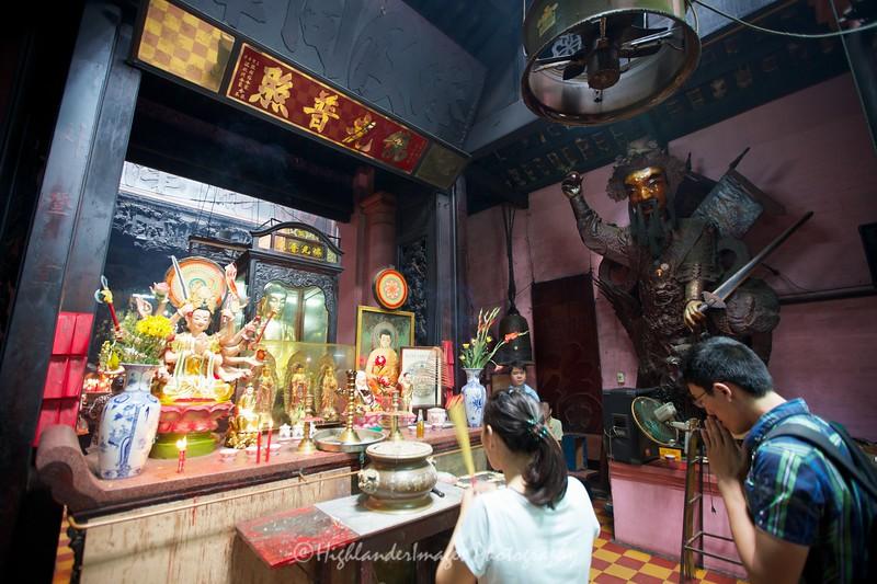 Emperor Jade Pagoda, Ho Chi Minh, Vietnam