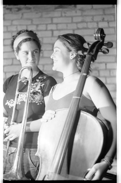 Jamina and Sarah, Bend Oregon