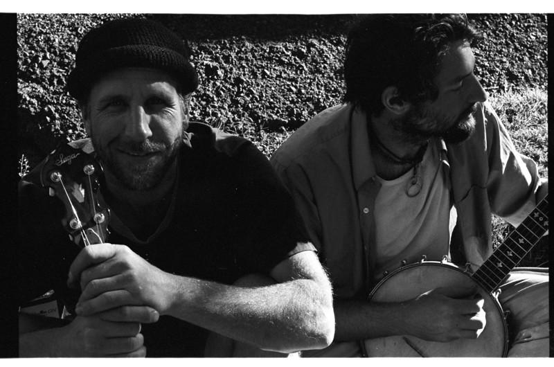 Peter and Trav, shot by Karen, Bend Oregon