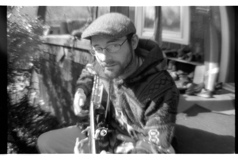 Trav, shot by Jon Begin, Bend Oregon