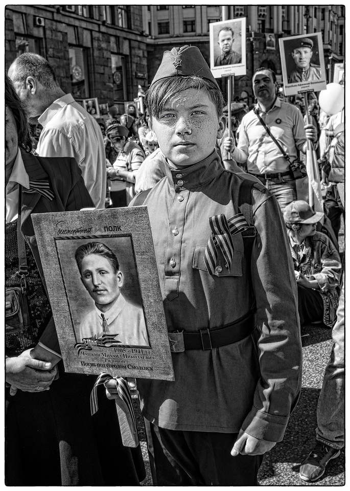 Marchers will often wear traditional uniforms .