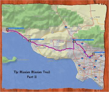 Mission Mission Trail Map Pt.2