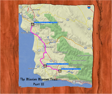 Mission Mission Trail Map Pt.3