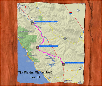 Mission Mission Trail Map Pt.4