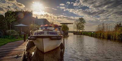 Opa's Boat