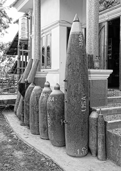 Defused bombs