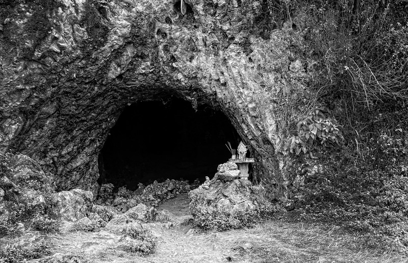 Sanctuary Cave
