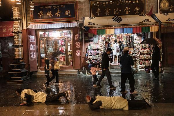CHINA - LHASA TIBET
