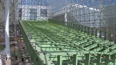 11-9057 Biosphere 2, Landscape Evolution Observatory