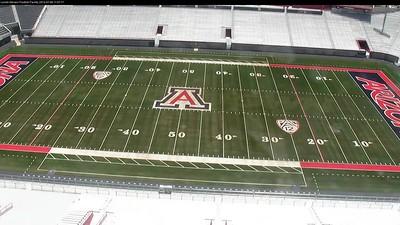 12-9166 Arizona Stadium, Artificial Turf & Broadcast Cabling