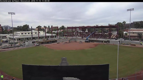 17-9382 Hillenbrand Softball Stadium Renovation