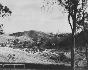 1952, Ravine and City Hall