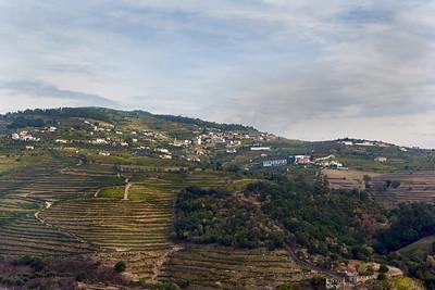 2015 Douro Valley - View from Delfim Douro Hotel 3