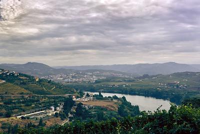 2015 Douro Valley - View from Delfim Douro Hotel 1