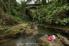 Campuan River at Ubud