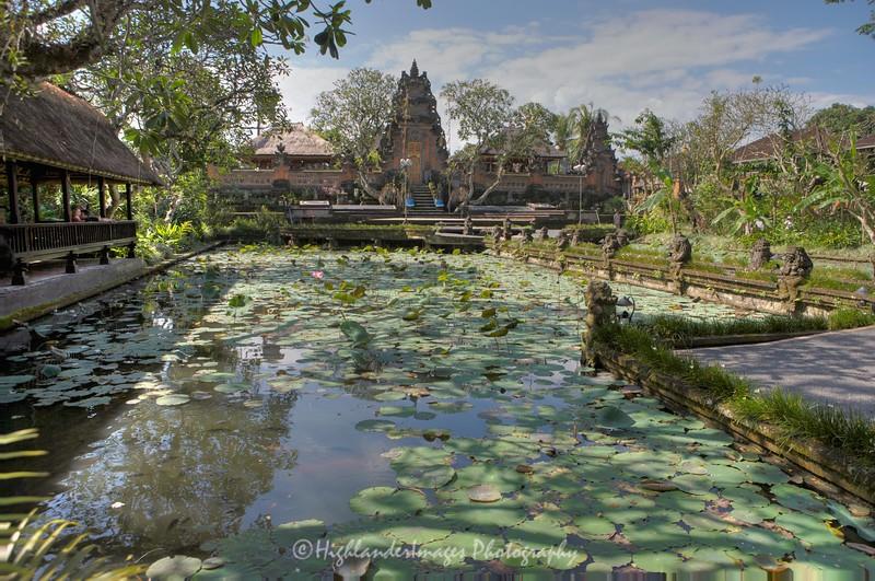 Lotus Cafe, Ubud