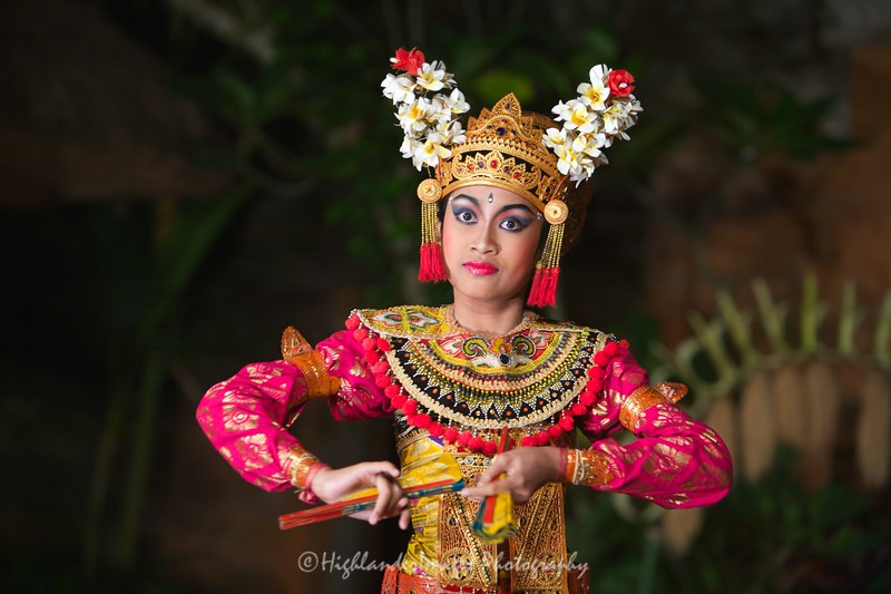 Ramayana Dance, Ubud