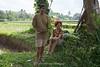 Rice Paddy Field Workers, Ubud