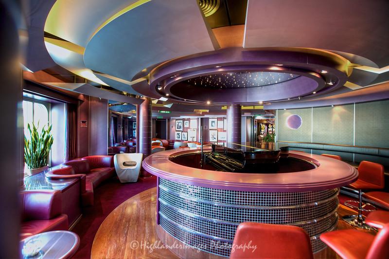 Piano Bar, Nieuw Amsterdam