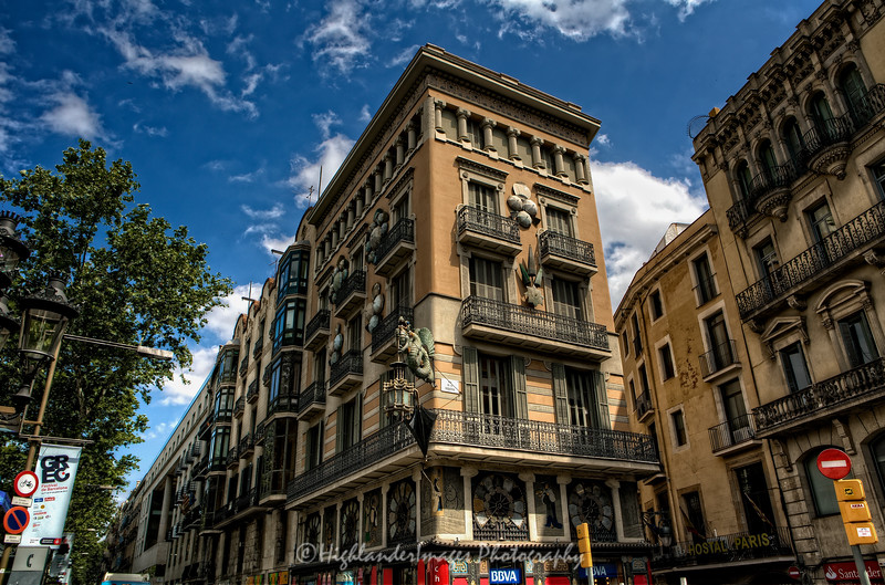 La Rambla, Barcelona, Spain