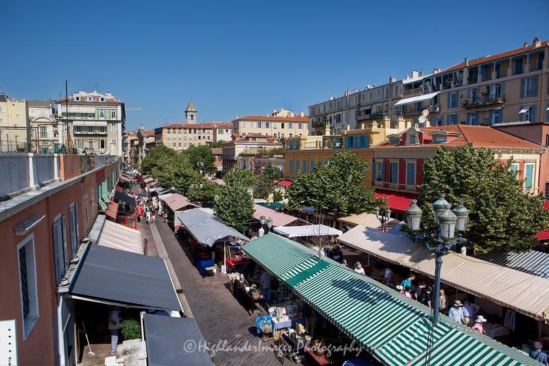Antique Market, Nice, France