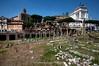 Forum of Caesar, Rome, Italy