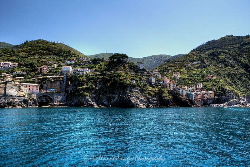 Corniglia, Cinque Terre National Park, Italy