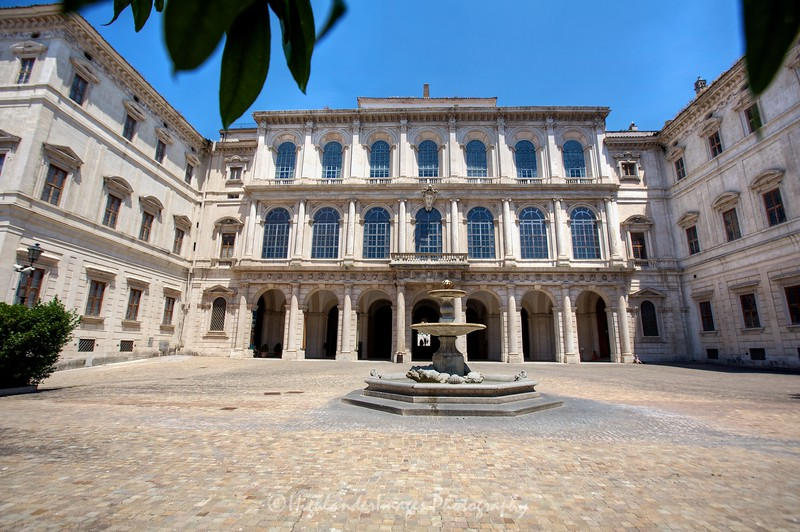 Palazzo Barberini, Rome, Italy