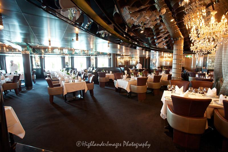 Pinnacle Grill Restaurant, Nieuw Amsterdam