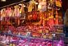 La Boqueria Market, La Rambla, Barcelona, Spain