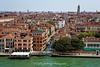 Leaving Venice on Nieuw Amsterdam