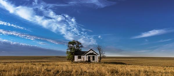 Abandoned Farmhouse, Fall 2014