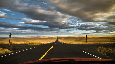 POV #8 Road R, Grant County Fall 2018
