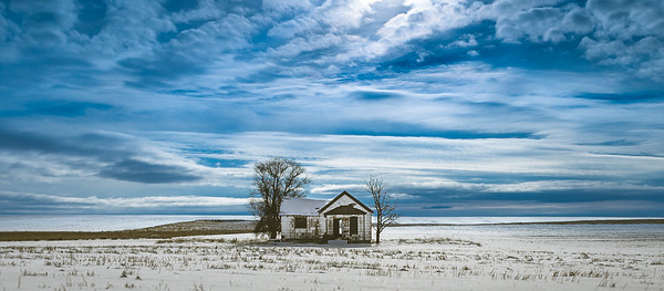 Abandoned Farmhouse, Winter 2017