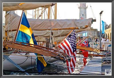 One boat, one flag, one nation, one World, one style, one Race.