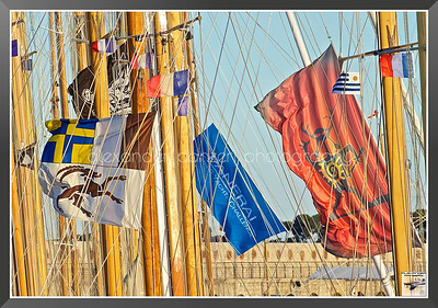 Follow and Fight for the Flag, a Flag a Team!