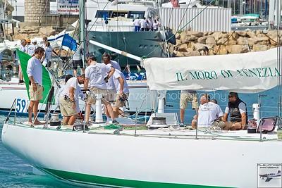 Italian Sailing History... Il Moro di Venezia