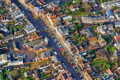 Clocktower & High Street, Burnham-on-Crouch