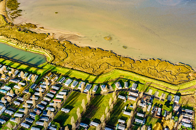 St Lawrence Holiday Park, River Blackwater