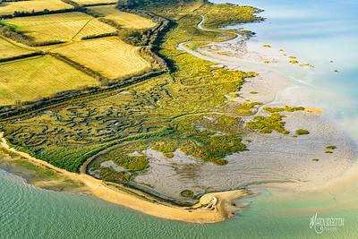 Osea Island, River Blackwater