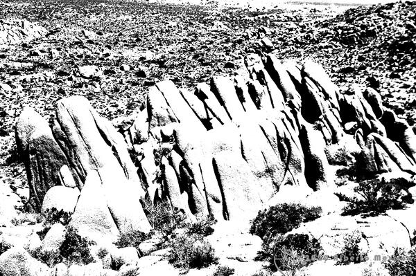 geologic formation #2
