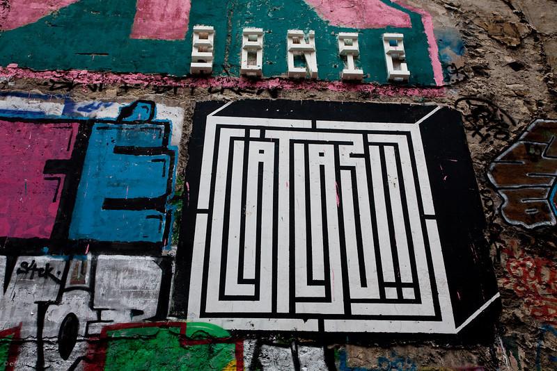 Rue Ramponeau - Paris XX