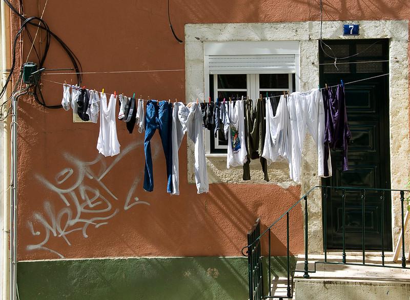 Laundry Poet