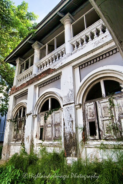 Old Colonial House, George Town, Penang