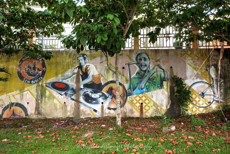 Graffiti, KL