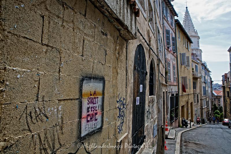 Graffiti, Marseille