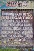 Graffiti, Pudu Jail, KL