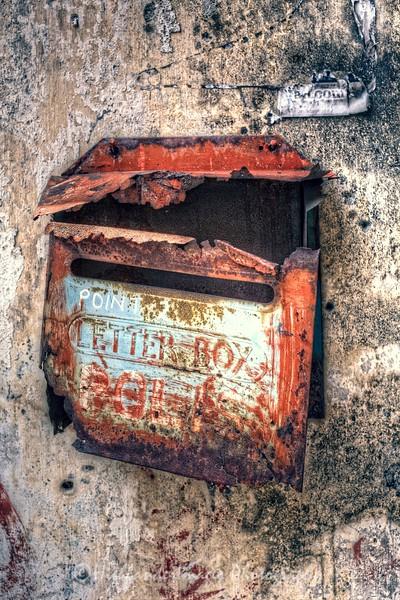 Letter Box, Brickfields, KL