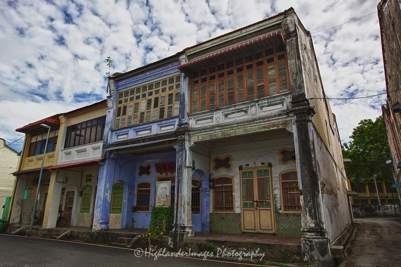 Heritage Building, George Town, Penang