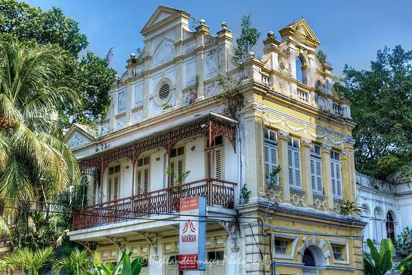 KL Heritage Buildings